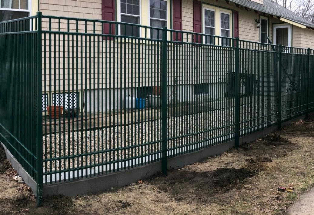 Ornamental Aluminum Amp Steel Northern Fence